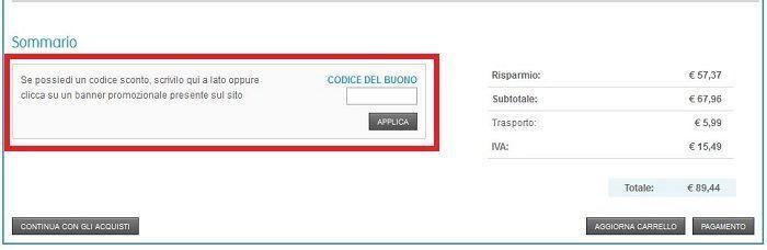 codice sconto euroffice