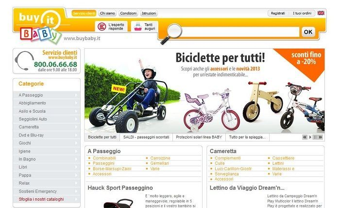 Sconto BuyBaby